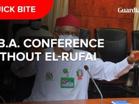 2020 NBA Conference without Governor El-rufai