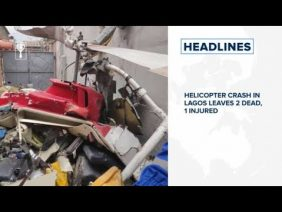 Helicopter crash in Lagos kills 2, injured 1, 825 Nigerians deported from Ghana in one year – FG