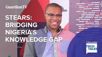How Stears Business is providing data and information to bridge Nigerias knowledge gap | TechTalks