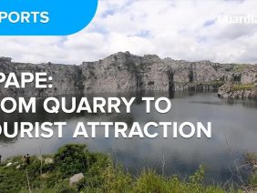 Mpape Crushed Rock: From quarry to tourist attraction