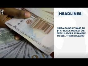 Naira gains at N440 to $1 at the black market, Ghana-Nigeria: Speaker Gbajabiamila to visit Accra